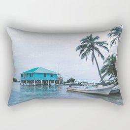 Island Retreat Rectangular Pillow