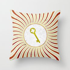 Phantom Keys Series - 10 Throw Pillow