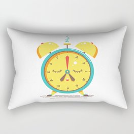A Time To Rest ENGLISH VERSION Rectangular Pillow