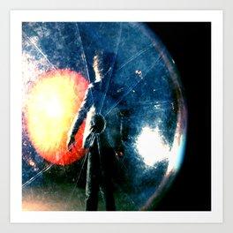 Wayne Coyne Embryo Art Print