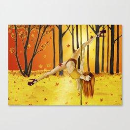 November 2017 Canvas Print