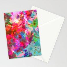 NEON GARDEN Stationery Cards