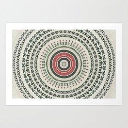 """""""TextMe"""" Art Print"""
