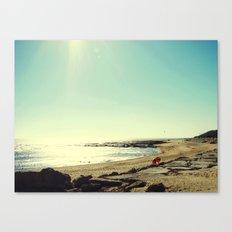 Summertime II Canvas Print