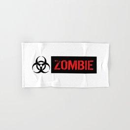 Zombie: Biohazard Hand & Bath Towel