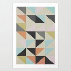 The Nordic Way VII Art Print
