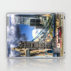 Tower Bridge and the Cheese Grater Laptop & iPad Skin