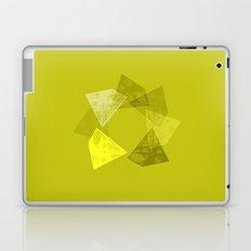 Crystal Round I Laptop & iPad Skin