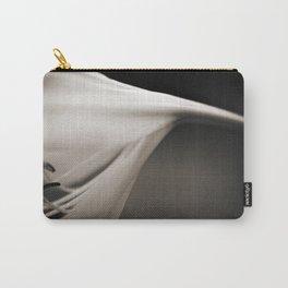 Eden- Sepia Iris Carry-All Pouch