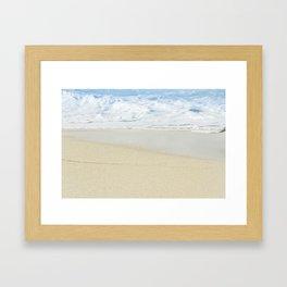 Hookipa Magic Framed Art Print