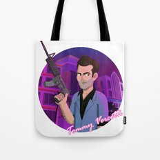 Vice City: Tommy Vercetti Tote Bag