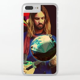 Kevin Parker Tame Impala Clear iPhone Case