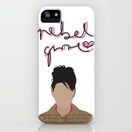 queen of my world iPhone Case