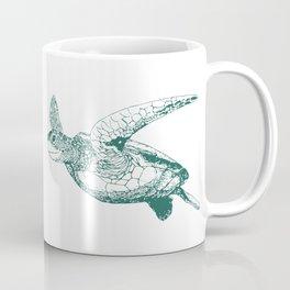 Kemp's Ridley Sea Turtle Coffee Mug