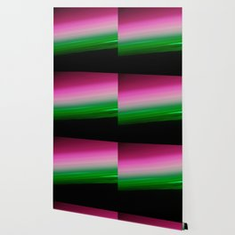 Pink Green Ombre Wallpaper