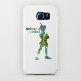 Welcome to Neverland iPhone Case