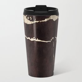 Russet Suede Travel Mug