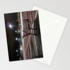 Late Night Shopping Stationery Cards