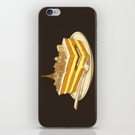 Hungry for Travels: Slice of Paris iPhone Skin