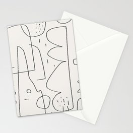 Won't you sing me something for the dark. Stationery Cards