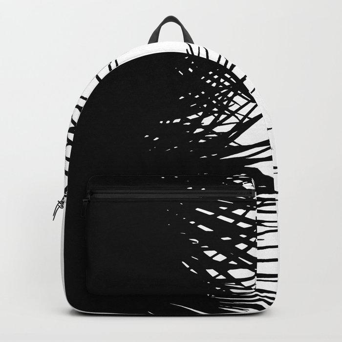 Side Fringe Backpack