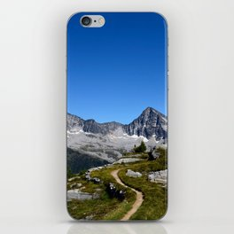 Hiker's Paradise iPhone Skin