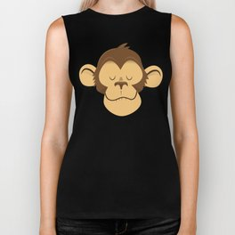 Sleepy Monkey Biker Tank