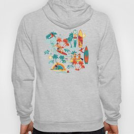 Hawaiian resort Hoody