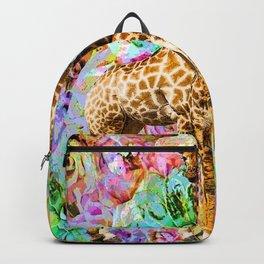 GIRAFFE TRIO Backpack