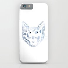 Bubble Cat iPhone 6s Slim Case