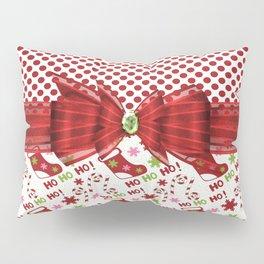 Christmas Ho Ho Ho Pillow Sham