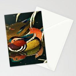 Mandarin Duck - Digital Remastered Edition Stationery Cards