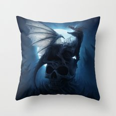 Dragon Throw Pillow