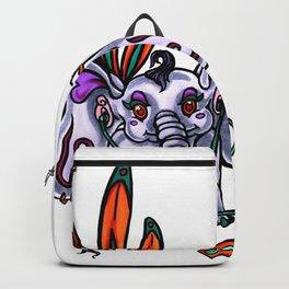 Elephant Dance Backpack