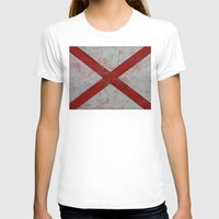 alabama T-shirts featuring Alabama by Michael Creese