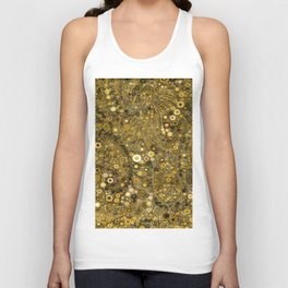 :: Good as Gold :: Unisex Tank Top