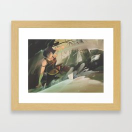Immortals Framed Art Print