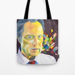 Technicolor Walken Tote Bag