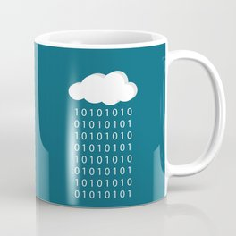 BinaRain Coffee Mug