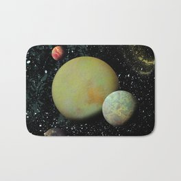 Ethereal Version II Bath Mat