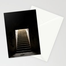 Stairs of Light Stationery Cards