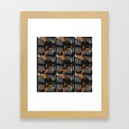 THE CALL Framed Art Print