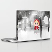 fog Laptop & iPad Skins featuring Fog by Raimondo Tafuri