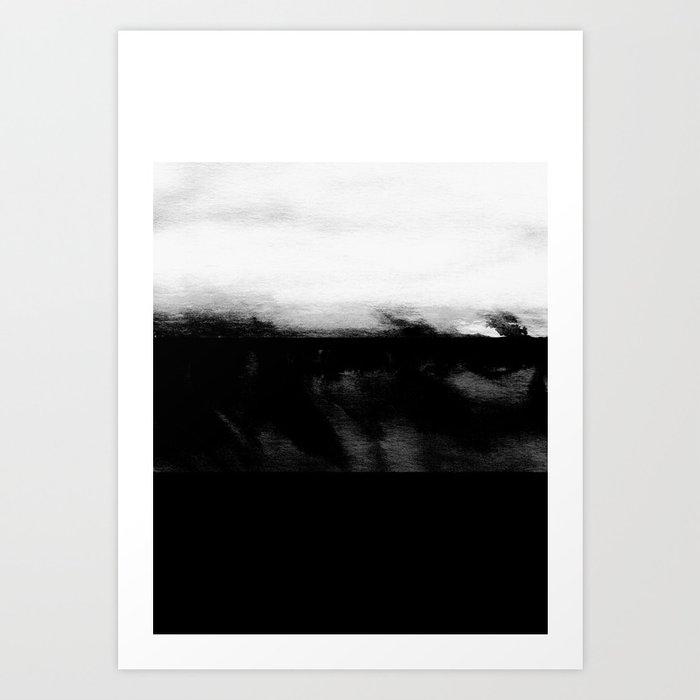 Glitch of the Subconscious Art Print