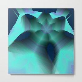 Random 3D No. 126 Metal Print