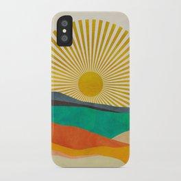 hope sun iPhone Case