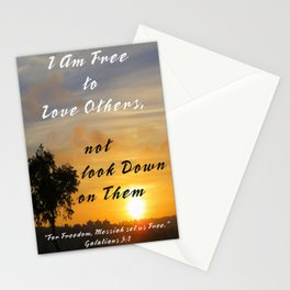Love Others Stationery Cards