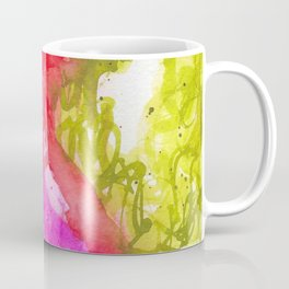 Intuitive - Karla Leigh Wood Coffee Mug