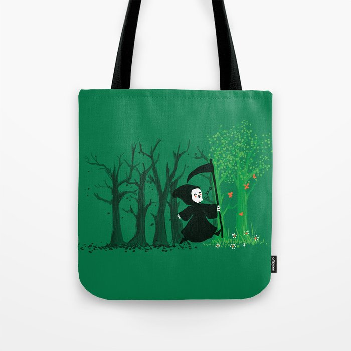 The hills WERE alive Tote Bag