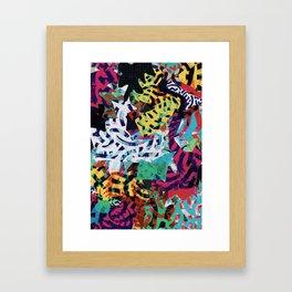 Pattern № 27 Framed Art Print